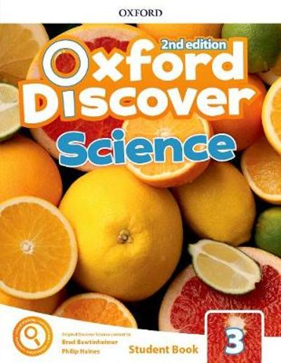 Oxford Discover Science: Level 3: Student Book with Online Practice -