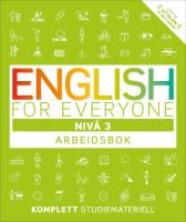 English for everyone - Barbara MacKay Tim Bowen Susan Barduhn Edwood Burn Marie Lexow