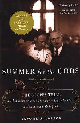 Summer for the Gods - Edward J. Larson