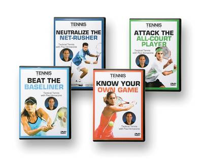 Tactical Tennis Complete Collection - Paul Annacone