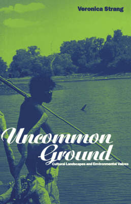 Uncommon Ground - Veronica Strang