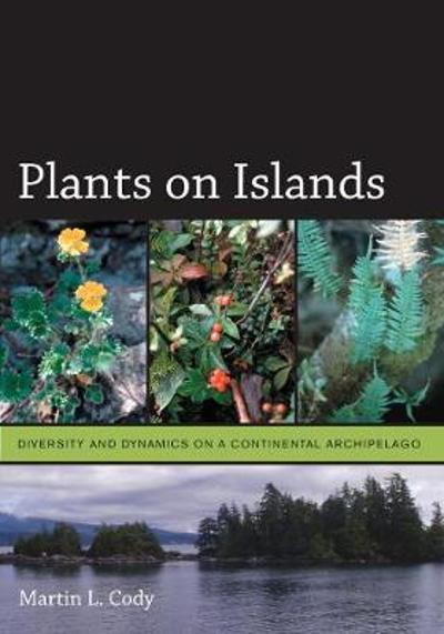 Plants on Islands - Martin L. Cody