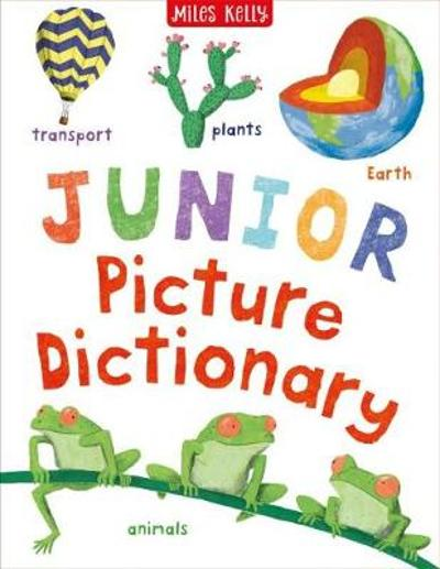 Junior Picture Dictionary - Fran Bromage