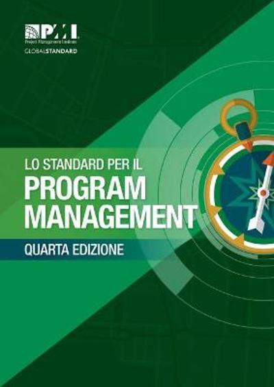 The Standard for Program Management - Italian - Project Management Institute