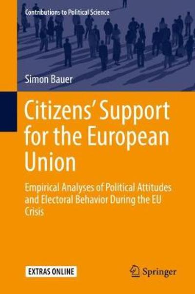Citizens' Support for the European Union - Simon Bauer
