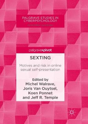 Sexting - Michel Walrave