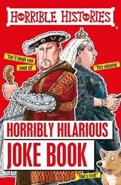 Horribly Hilarious Joke Book - Terry Deary