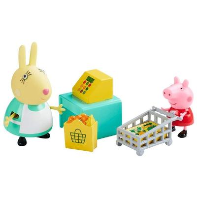 Peppa Gris Peppas Shoppingtur - Peppa Pig