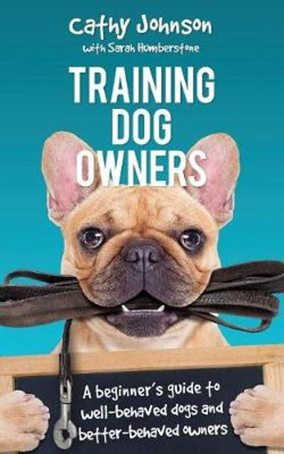 Training Dog Owners - Cathy Johnson