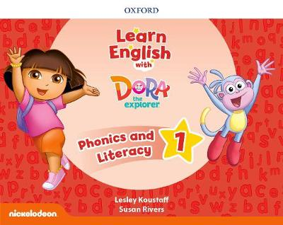 Learn English with Dora the Explorer: Level 1: Phonics and Literacy -