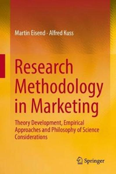Research Methodology in Marketing - Martin Eisend