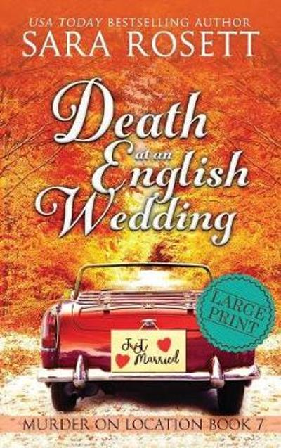 Death at an English Wedding - Sara Rosett