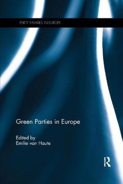 Green Parties in Europe - Emilie van Haute