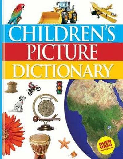 Children's Picture Dictionary -
