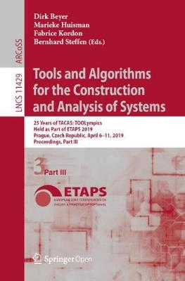 Tools and Algorithms for the Construction and Analysis of Systems - Dirk Beyer