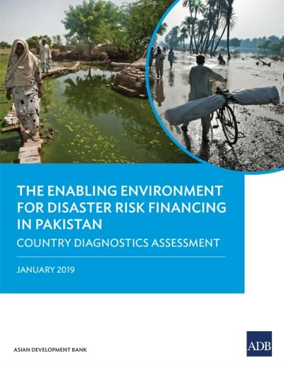 Enabling Environment for Disaster Risk Financing in Pakistan - Asian Development Bank