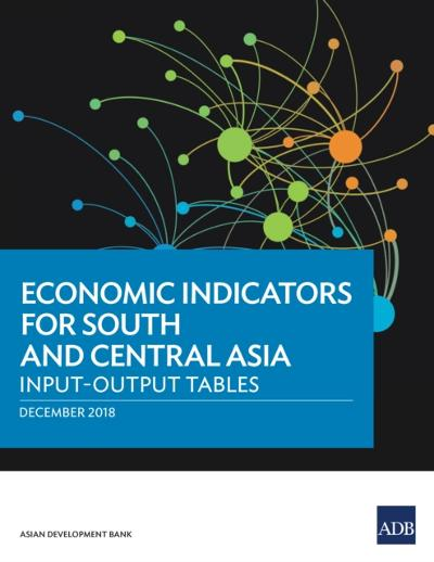 Economic Indicators for South and Central Asia - Asian Development Bank