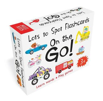 Lots to Spot Flashcards: On the Go! - Amanda Askew