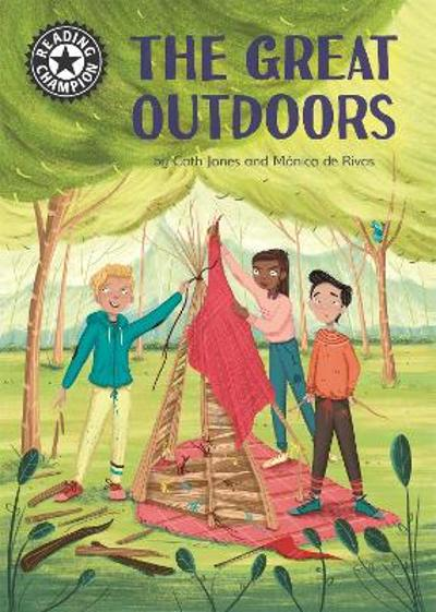 Reading Champion: The Great Outdoors - Cath Jones