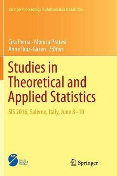 Studies in Theoretical and Applied Statistics - Cira Perna