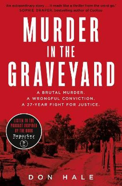 Murder in the Graveyard - Don Hale