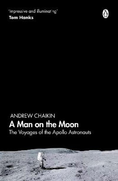 A Man on the Moon - Andrew Chaikin