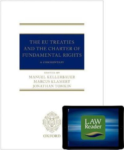 The EU Treaties and the Charter of Fundamental Rights: Digital Pack - Manuel Kellerbauer