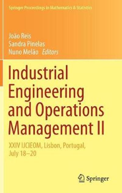 Industrial Engineering and Operations Management II - Joao Reis