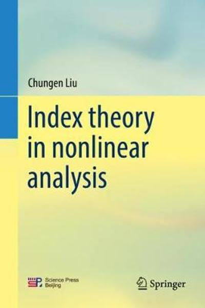 Index theory in nonlinear analysis - Chungen Liu