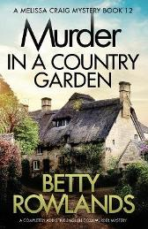 Murder in a Country Garden - Betty Rowlands