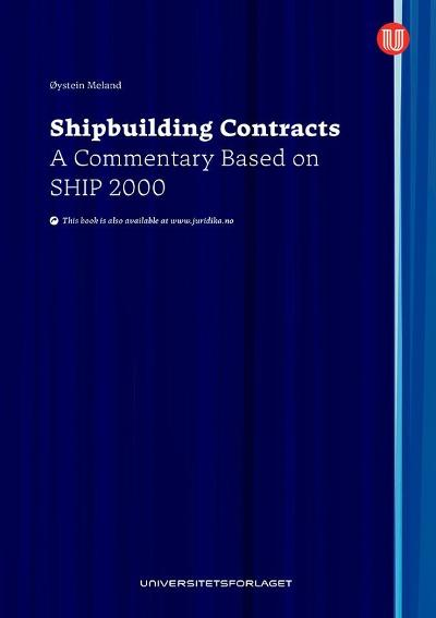 Shipbuilding contracts - Øystein Meland