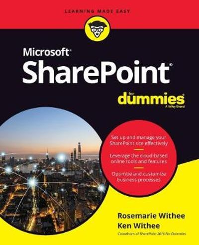 SharePoint For Dummies - Ken Withee