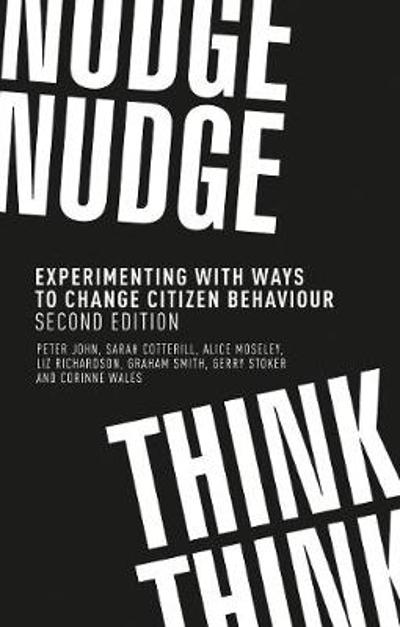 Nudge, Nudge, Think, Think - Peter John
