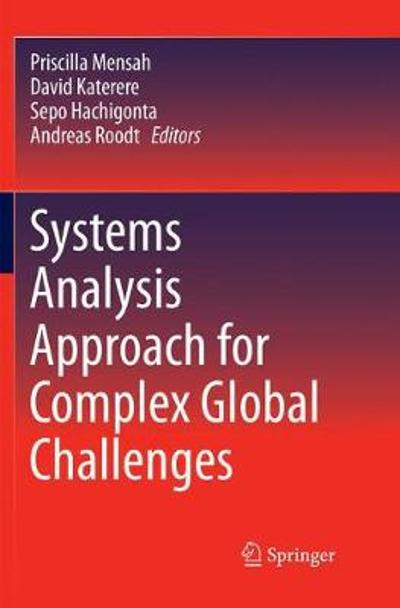 Systems Analysis Approach for Complex Global Challenges - Priscilla Mensah