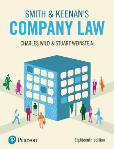 Smith & Keenan's Company Law, 18th edition - Charles Wild