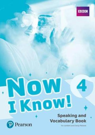 Now I Know 4 Speaking and Vocabulary Book -