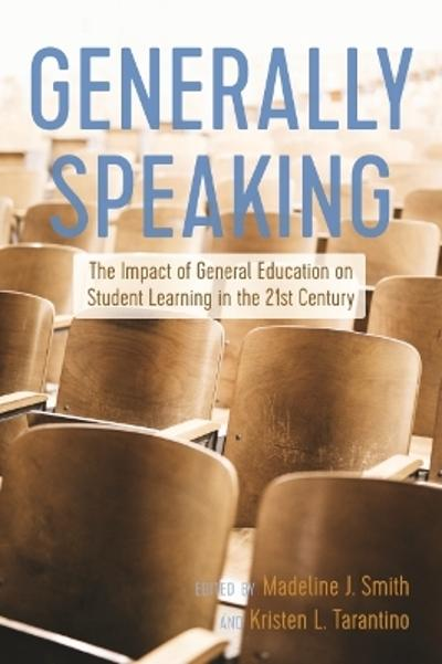 Generally Speaking - Madeline J. Smith