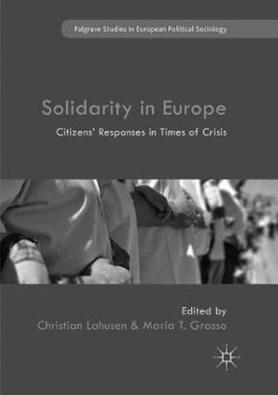 Solidarity in Europe - Christian Lahusen