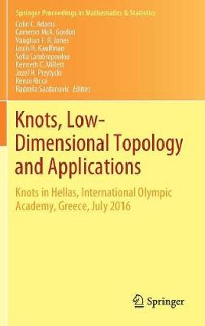 Knots, Low-Dimensional Topology and Applications - Colin C. Adams