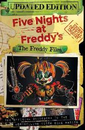 The Freddy Files: Updated Edition (Five Nights At Freddy's) - Scott Cawthon