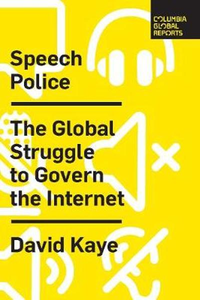 Speech Police - David Kaye