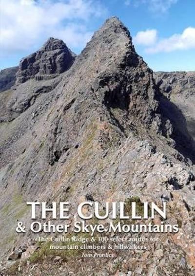 The Cuillin and other Skye Mountains - Tom Prentice