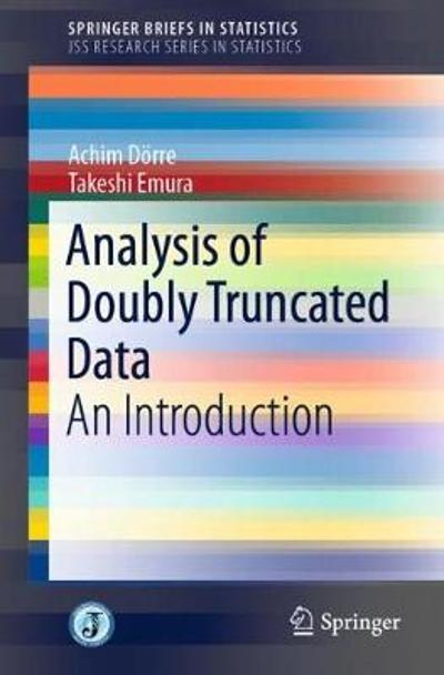 Analysis of Doubly Truncated Data - Achim Doerre