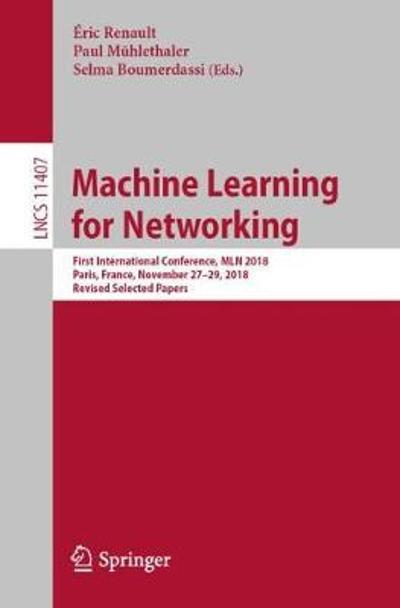 Machine Learning for Networking - Eric Renault