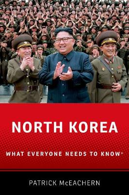 North Korea - Patrick McEachern