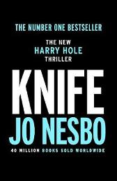 Knife - Jo Nesbo Neil Smith