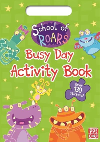 School of Roars: Busy Day Activity Book - Pat-a-Cake