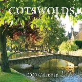 Cotswolds Small Square Calendar - 2020 - Chris Andrews Chris Andrews