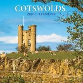 Cotswolds Large Square Calendar - 2020 - Chris Andrews Chris Andrews