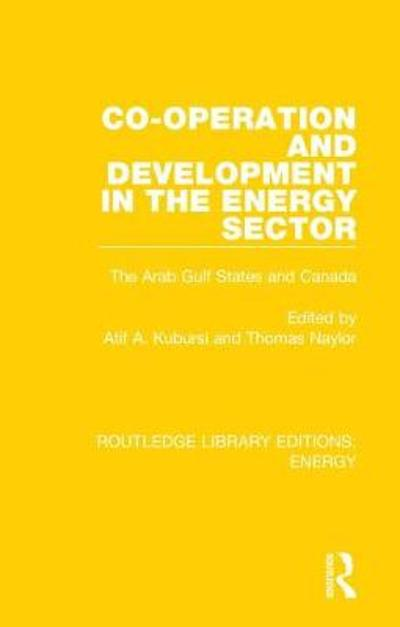 Co-operation and Development in the Energy Sector - Atif A. Kubursi